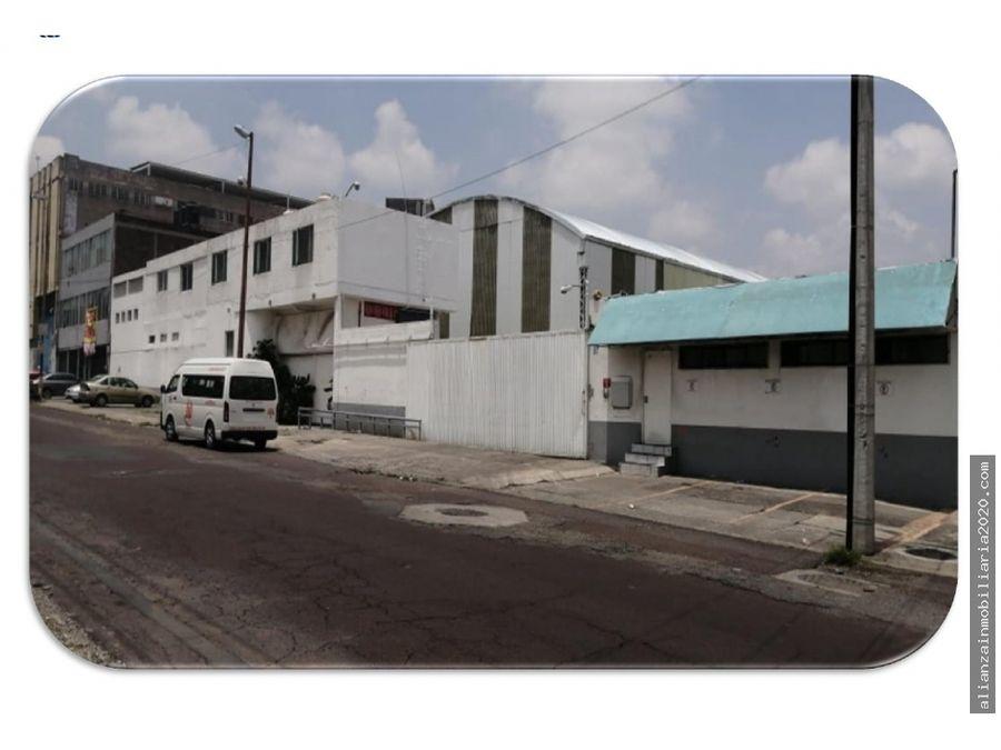 bodega en renta en industrial naucalpan edo mex
