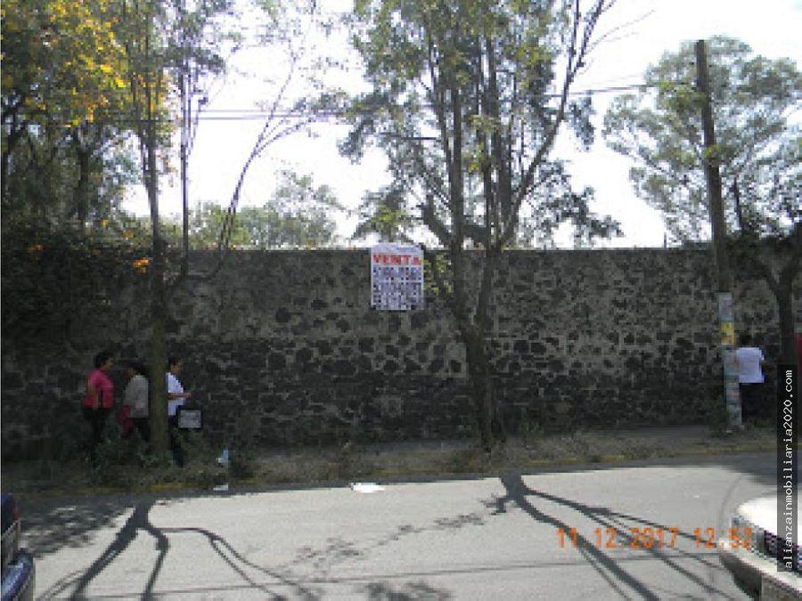 terreno en venta en san felipe tulyehualco xochimilco