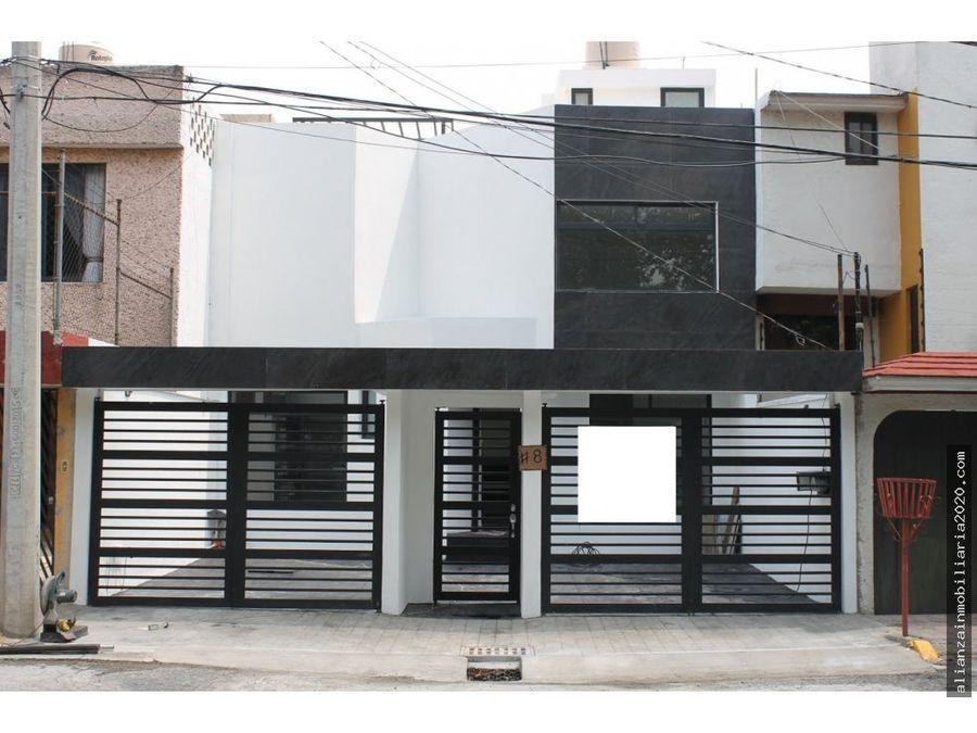 casa en venta en jardines de bellavista tlalnepantla