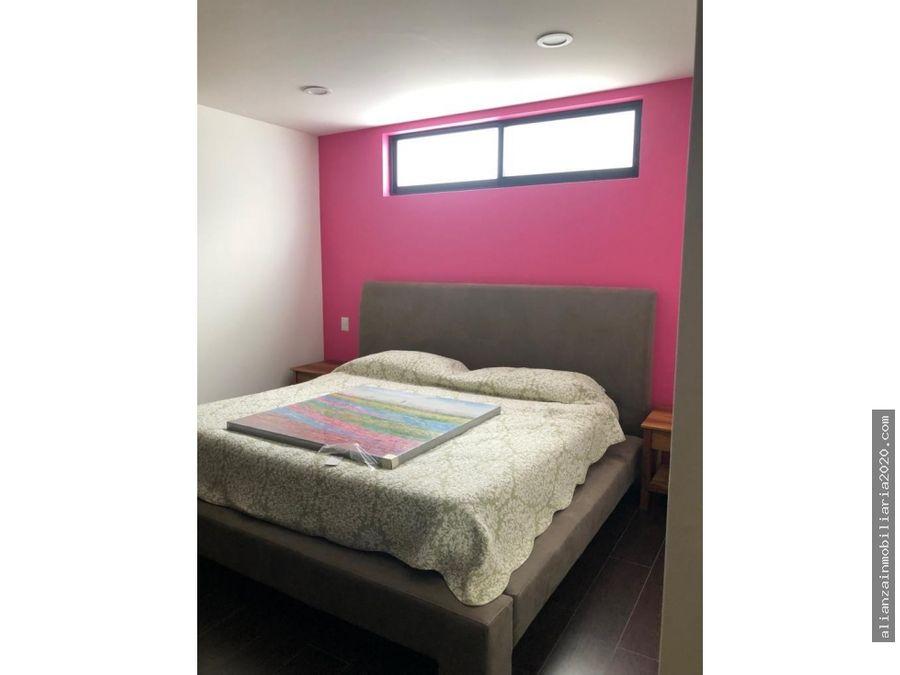 departamento en renta en liverpool zona rosa