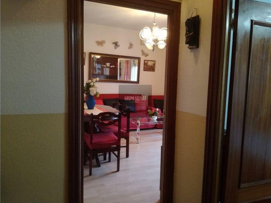 vivienda de 2 dormitorios en zona oporto