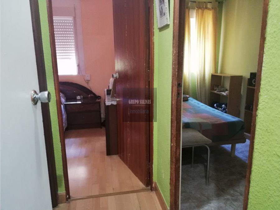vivienda tres dormitorios en vallecas