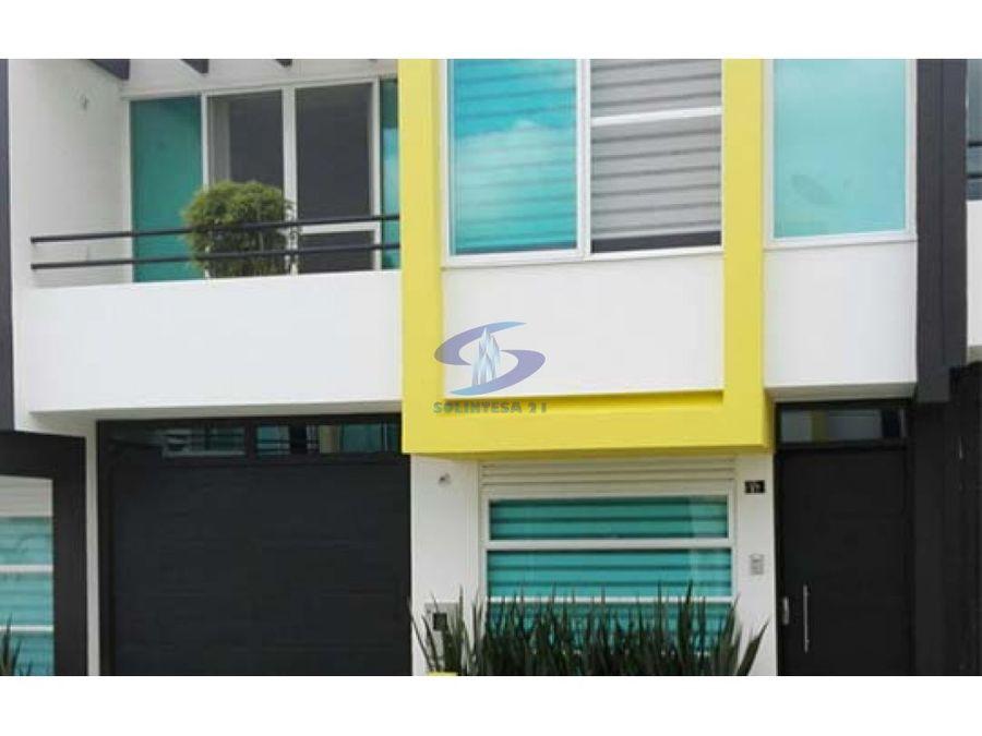 se vende casa en conjunto fusagasuga