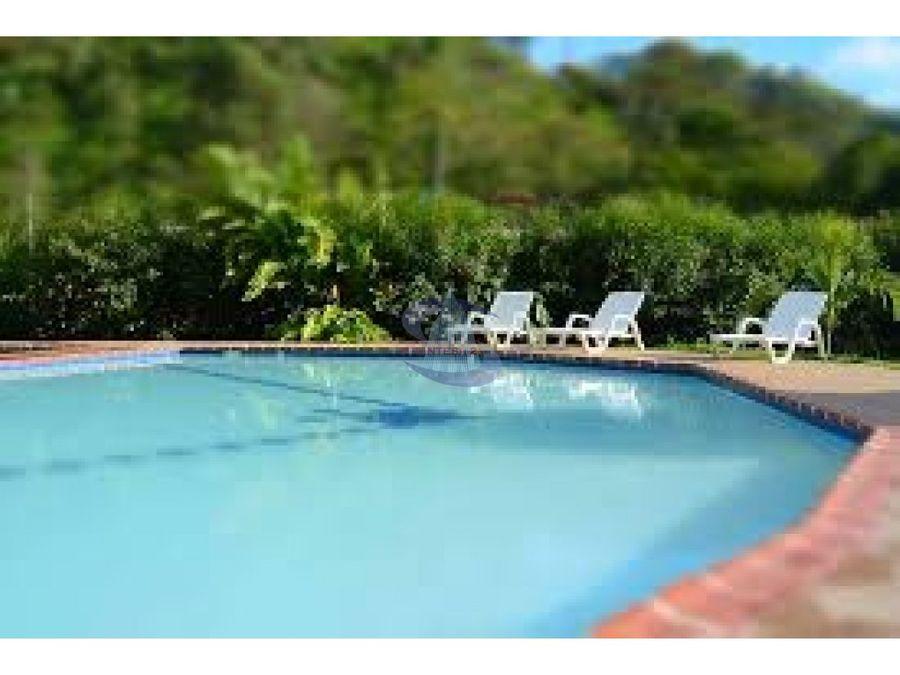 se vende finca turistica villa restrepo ibague