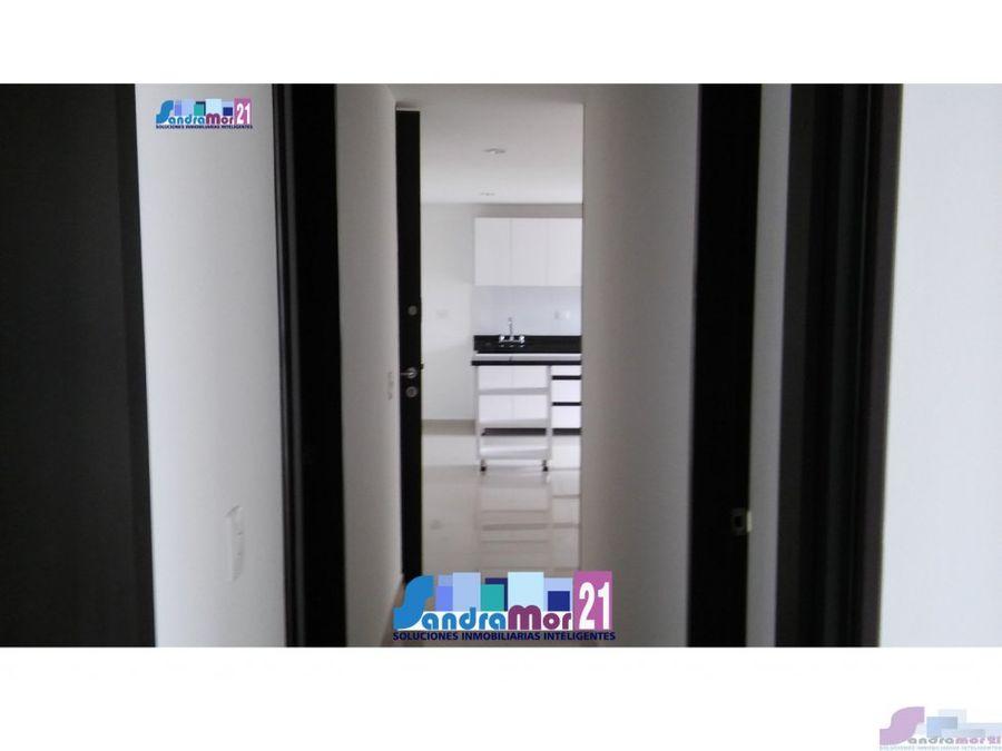 espectacular apartamento de 2 habitaciones