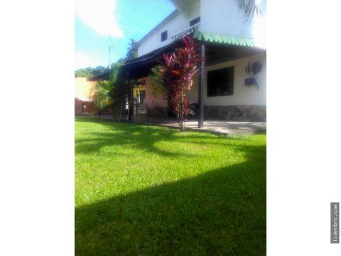 en venta casa en guacara