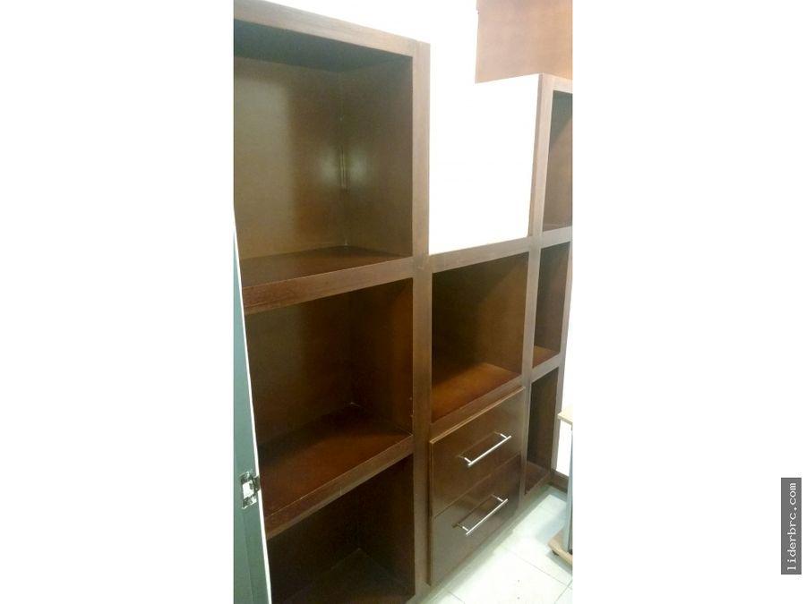 apartamento tipo estudio en alquiler en los mangos edificio jaspe