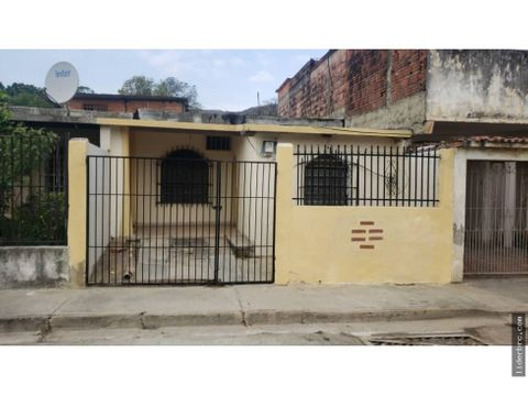 casa en venta en caprenco naguanagua