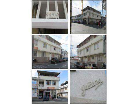 venta de edificio con rentas en corbones