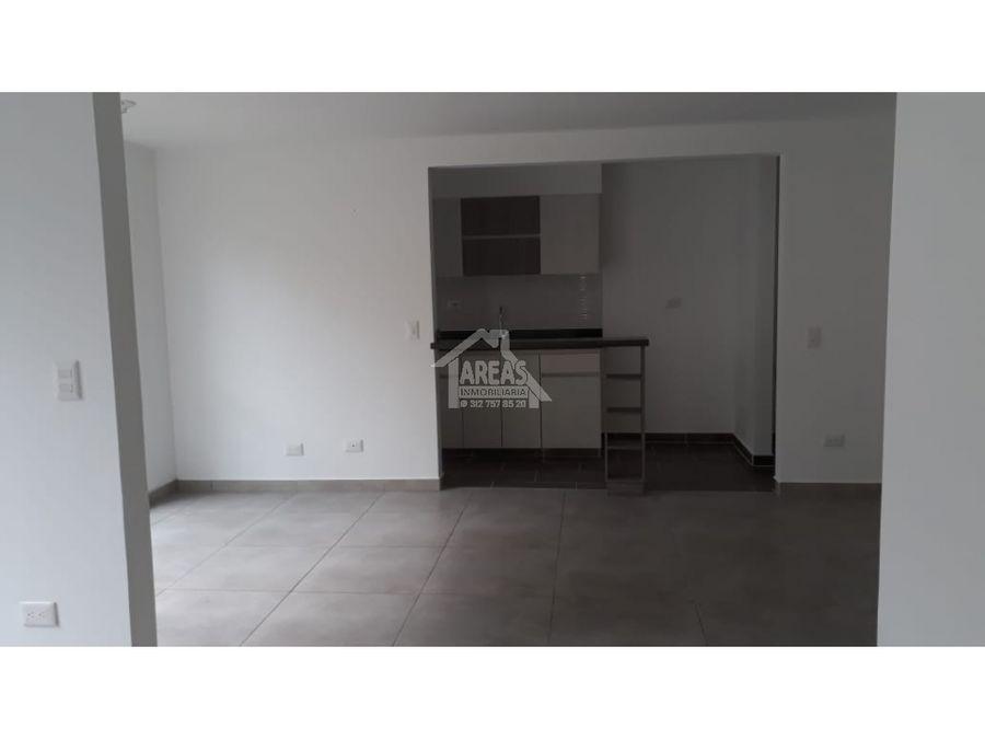 venta de apartamento al norte de armenia