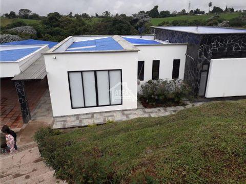 venta casa campestre entre armenia y circasia