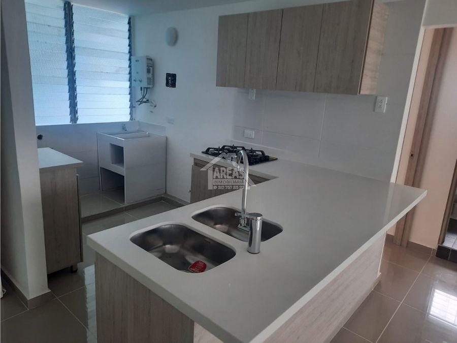 venta de apartamento en el yulima