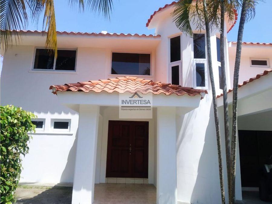 vendo casa vacacional pacific all seasons puerto de san jose