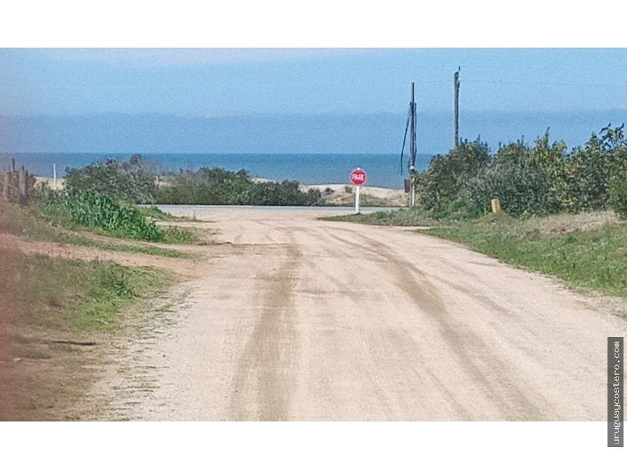 terreno a pasos de la playa balneario buenos aires