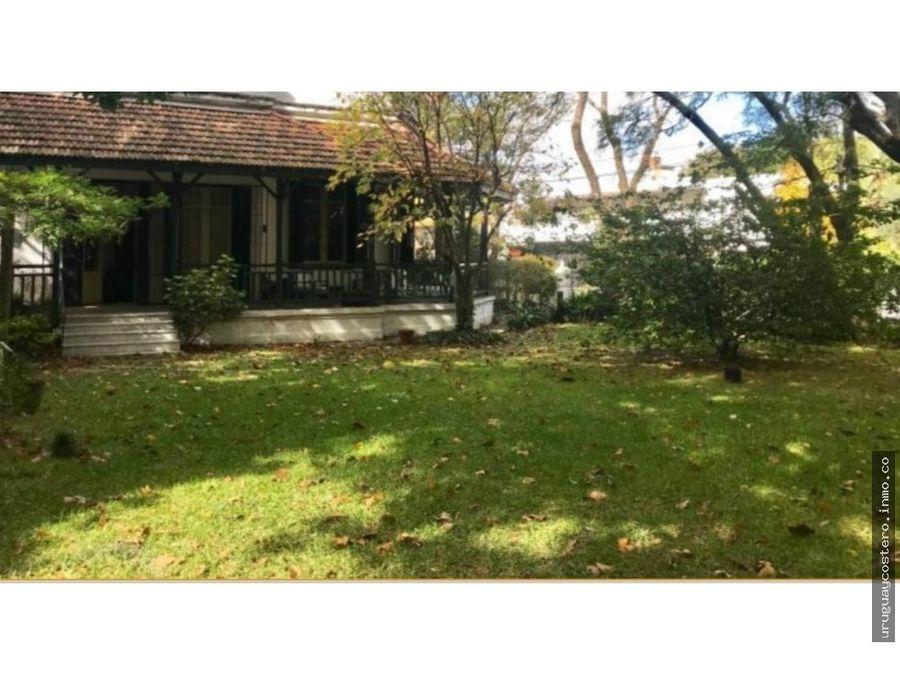 casa en venta en la mejor zona del prado