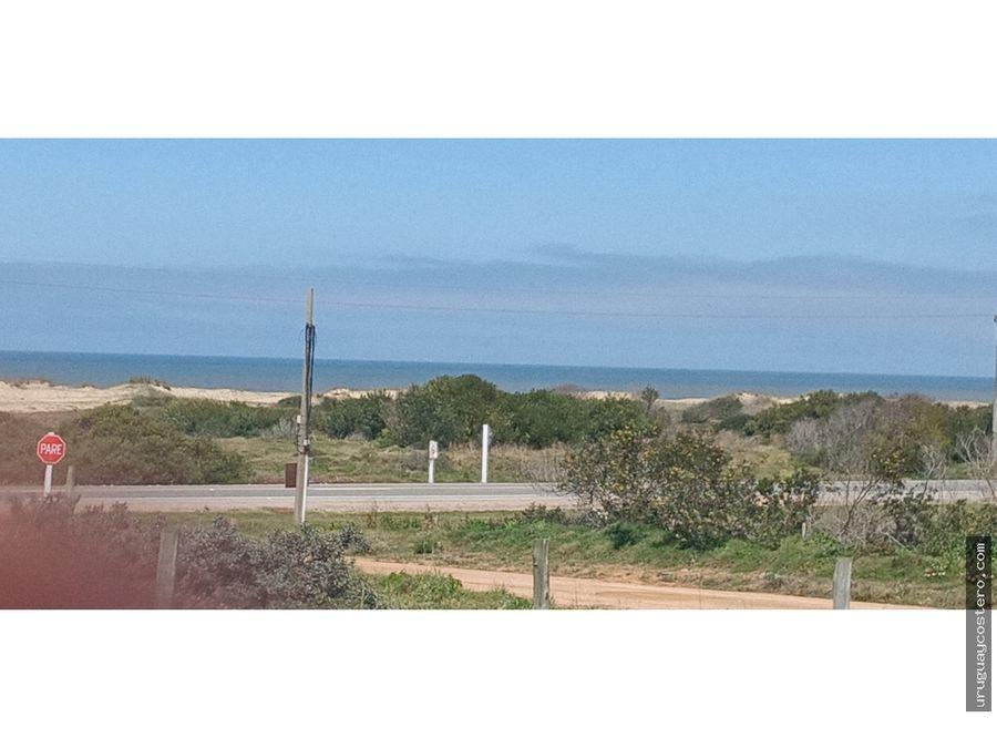 terreno con amplia vista en balneario buenos aires