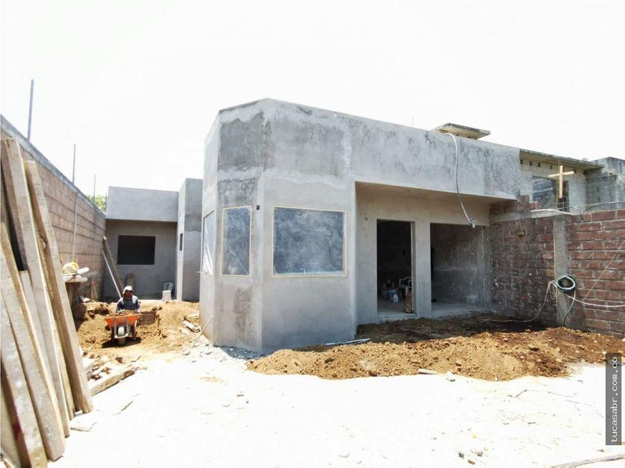 casa sola nueva en ahuatepec cuernavaca