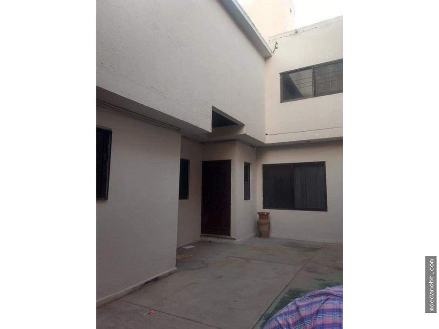 venta de casa sola en tarianes jiutepec