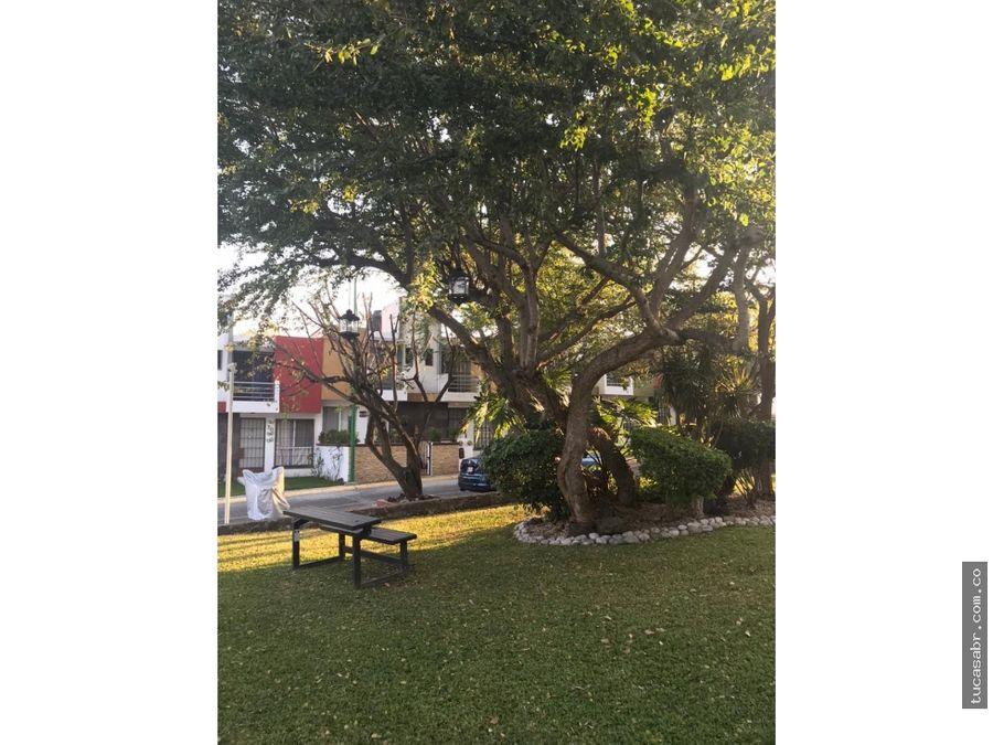 casa en condominio en venta jiutepec morelos