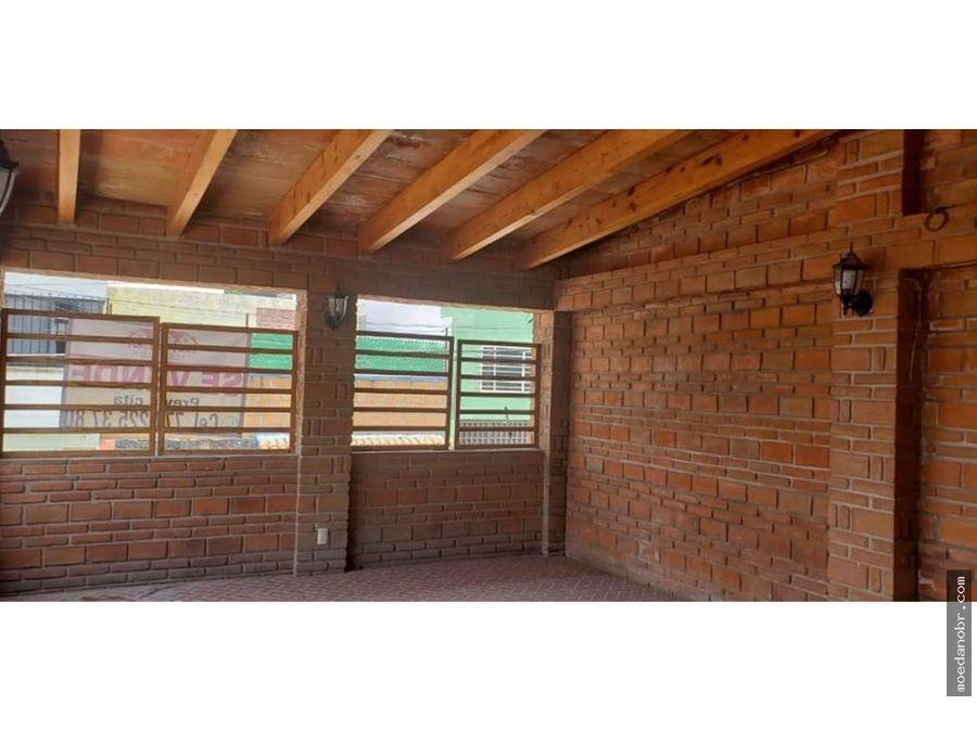 vendo casa en tarianes jiutepec