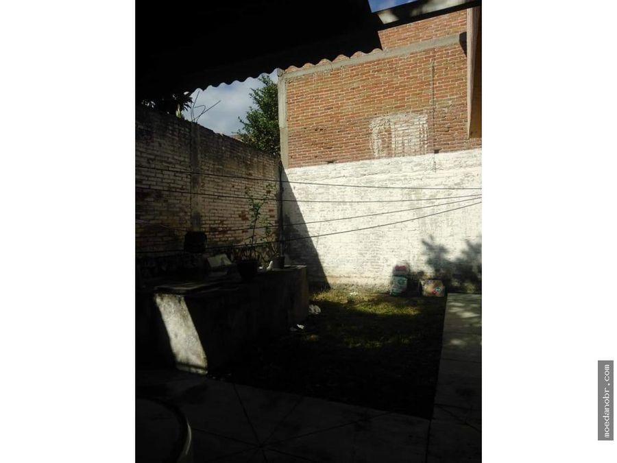casa en villas del descanso jiutepec