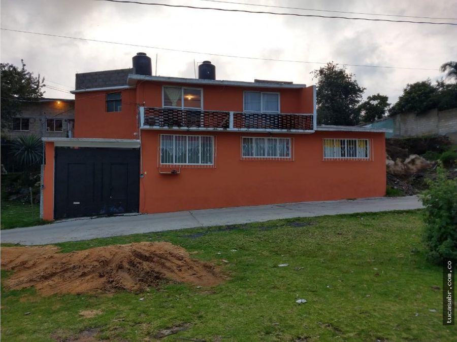 casa en venta en huitzilac morelos