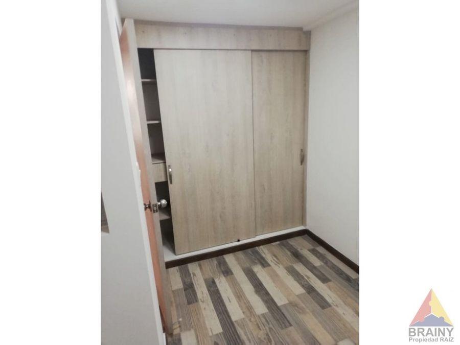 apartamento en venta en las chimeneas itagui
