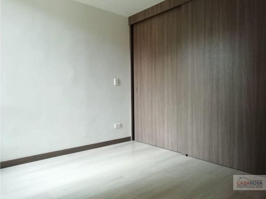 apartamento en arriendo en el chingui envigado