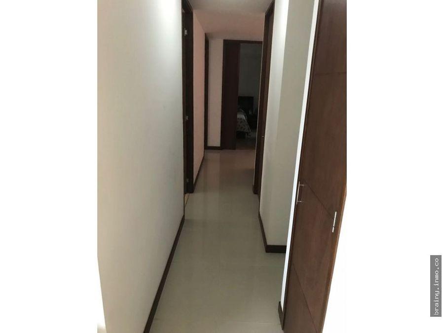 apartamento en venta en la inmaculada envigado