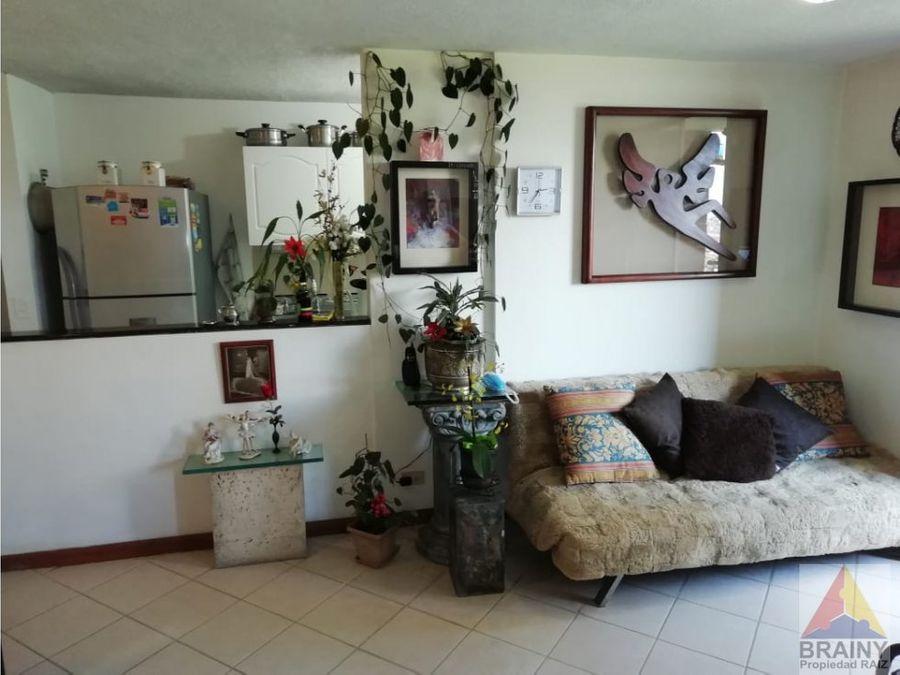 apartamento en venta en las cometas envigado
