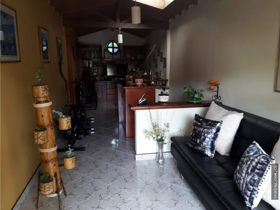 casa en venta en barrio mesa envigado
