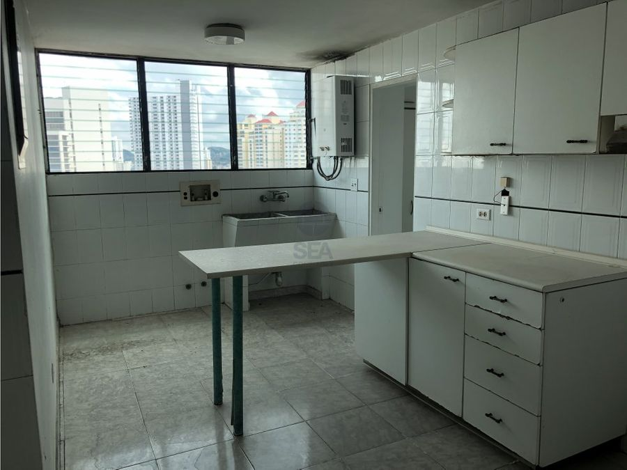 sea confiable vende apartamento en obarrio ph torre cosmos