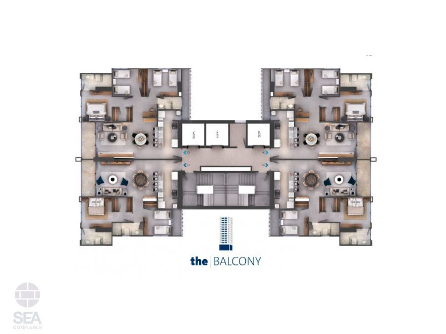 preventa de apartamentos en ph the balcony panama