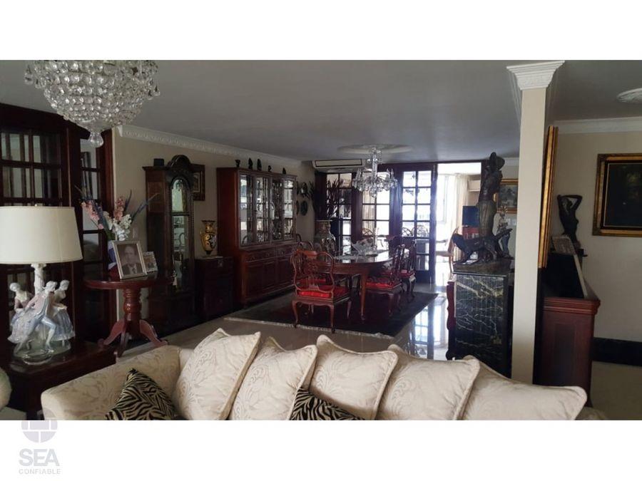 venta apartamento edificio tamanaco panama