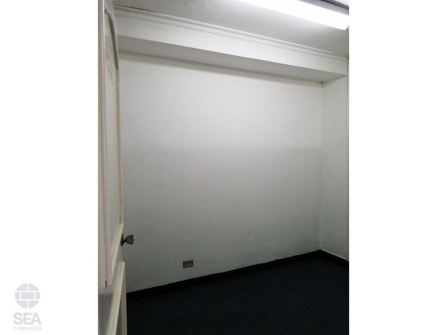 alquiler oficina en via porras 100 m2