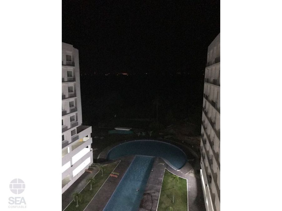 vendo apartamento en playa corona ph ocean view