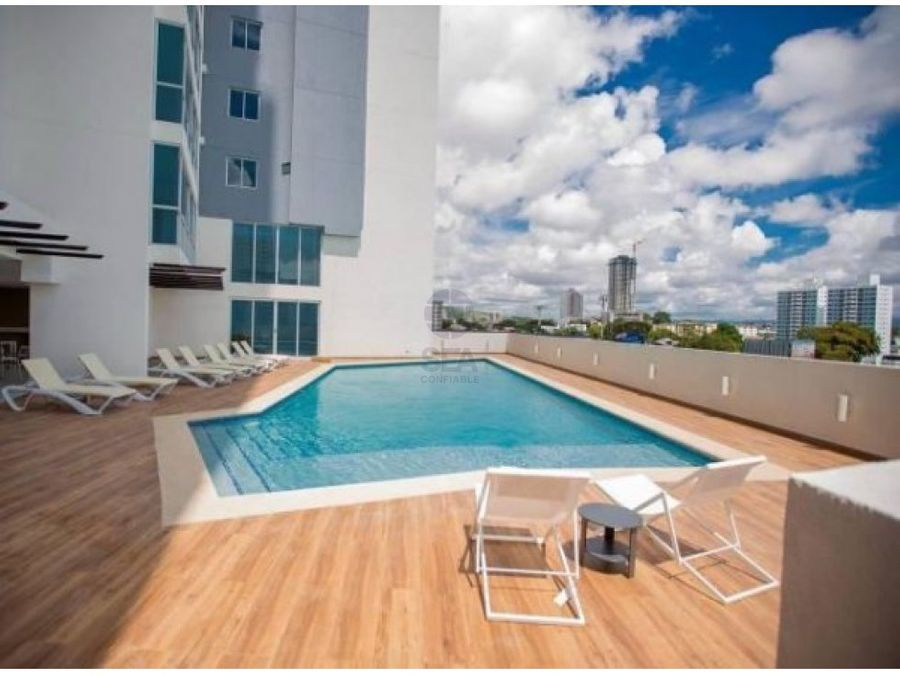 se vende apartamento amoblado en coral tower