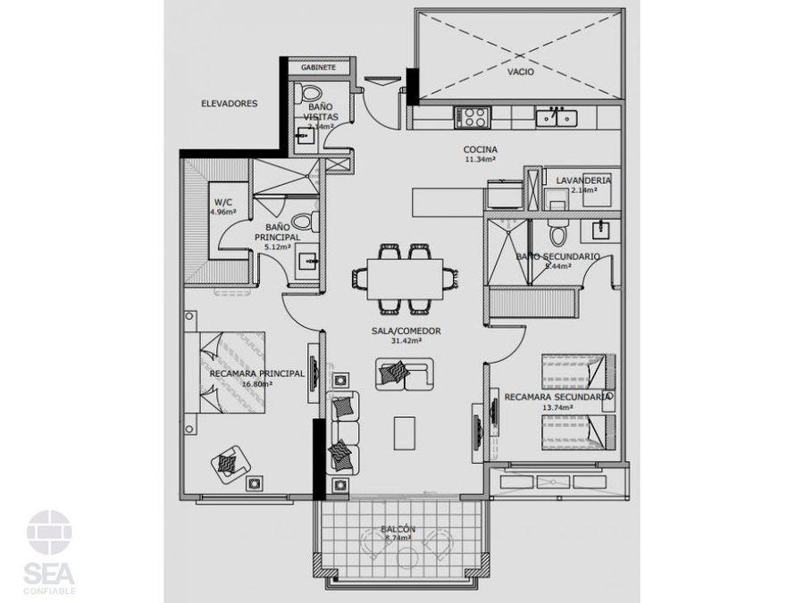 venta de apartamento en ph explora panama