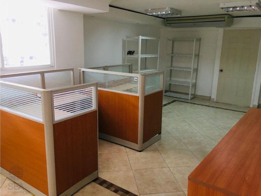 alquiler oficina ph via argentina con mobiliario