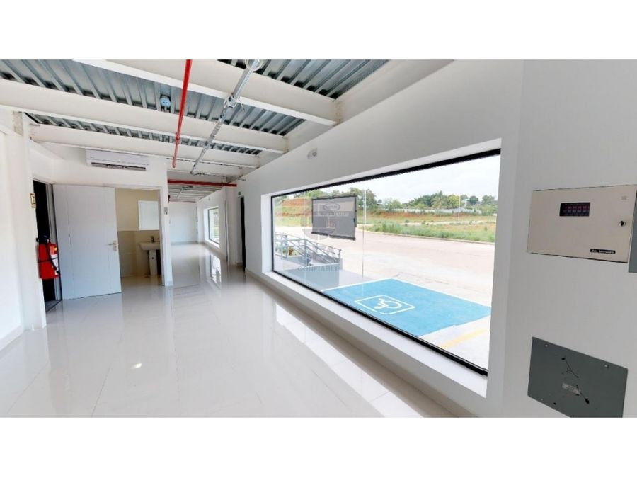 sea confiable vende ofibodega en tocumen storage complex