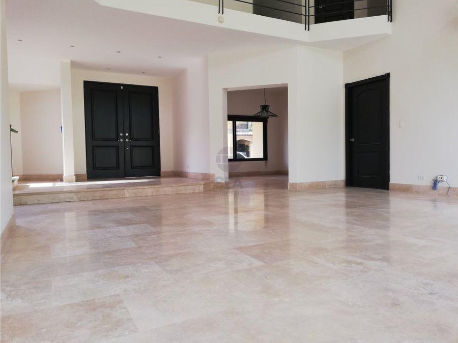 sea confiable vende casa en antigua costa del este negociable