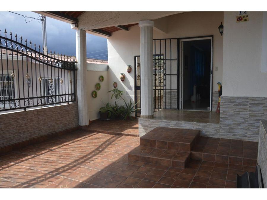 sea confiable vende hermosa casa en arraijan colinas del sol