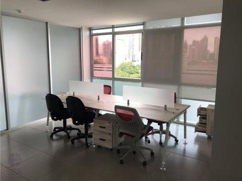 oficina en alquller en colores de bella vista