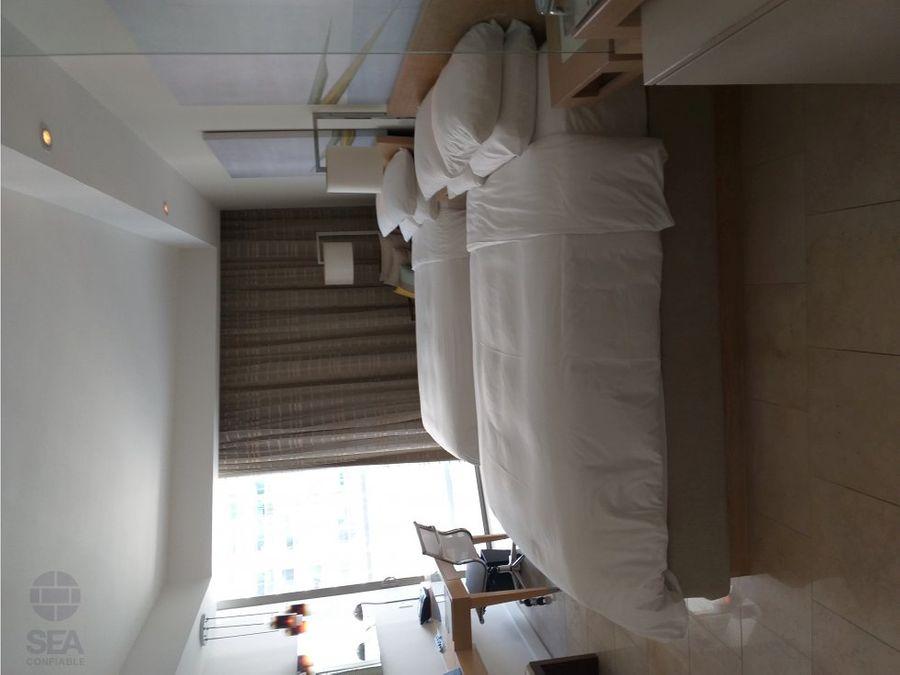 se vende unidad hotelera jw marriott 58 mts