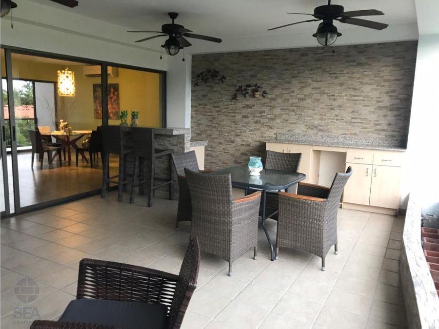 venta apartamento de playa en punta barco resort