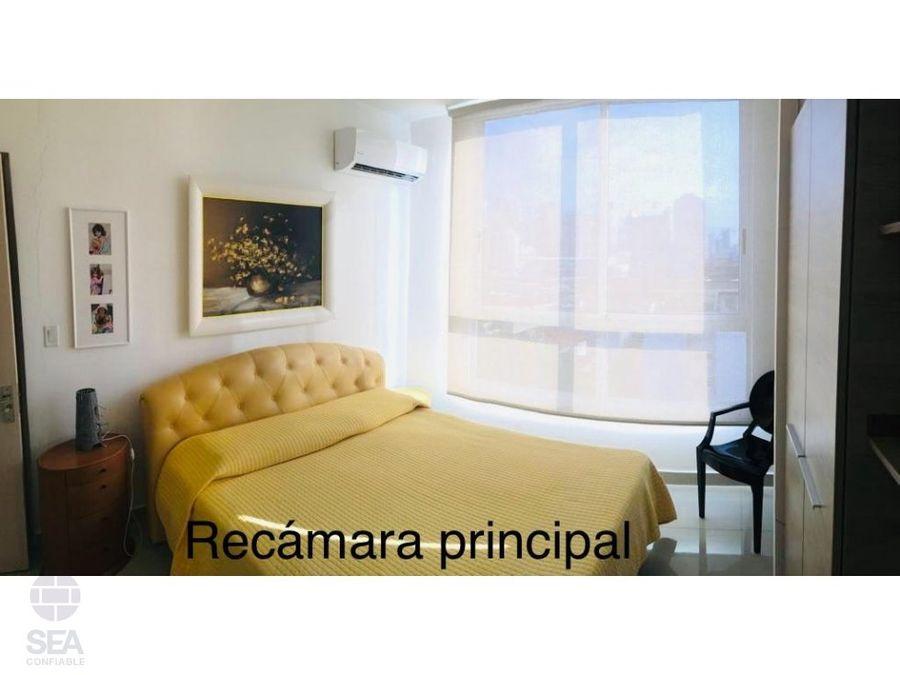 vendo apartamento ph rainbow tower 85 mts