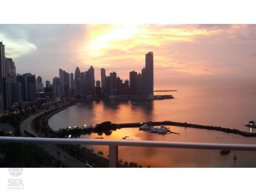 apartamento en venta ph white tower bella vista