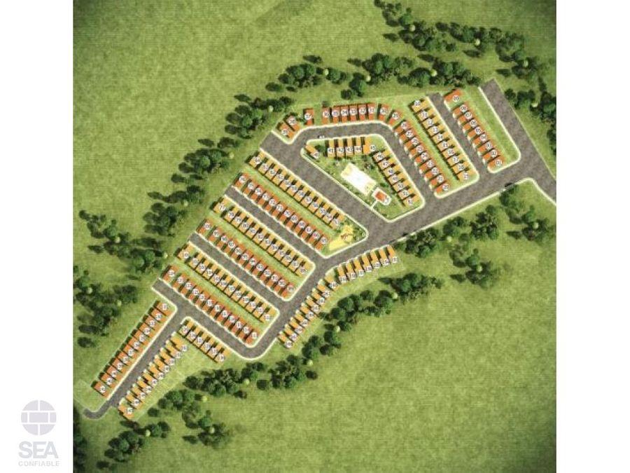 venta de casas en spring gardens la chorrera