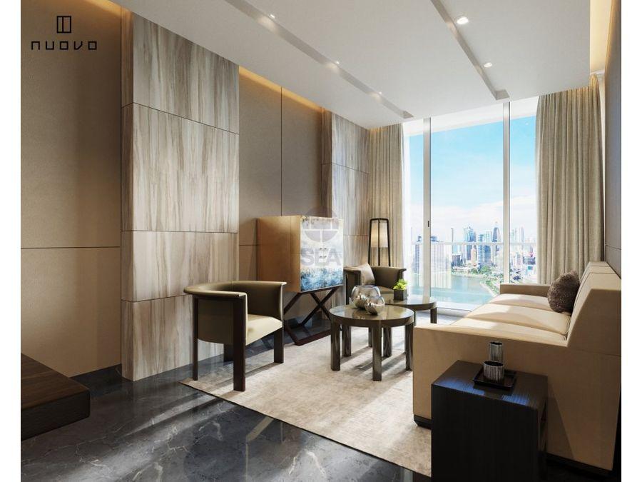apartamento en venta en bella vista ph nuovo