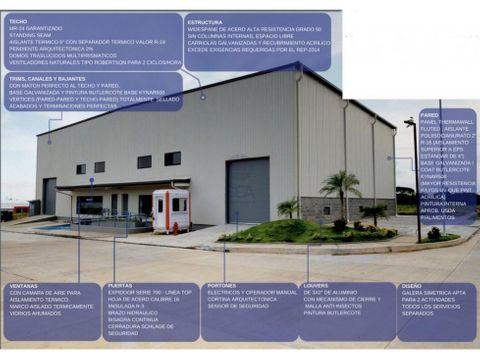sea confiable vende ofibodega en tocumen storage complex